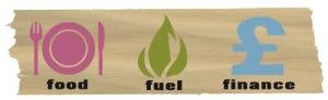 Food, Fuel, Finance