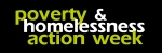 Poverty & Homelessness Action Week