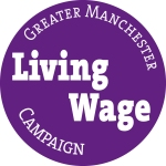 Greater Manchester Living Wage Campaign logo