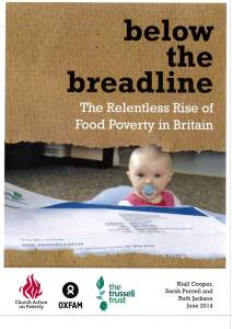Below the Breadline
