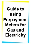 Guide to Using Prepayment Meters