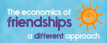 Economics of friendship