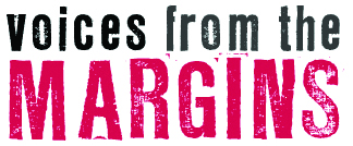 Voices from the Margins logo no strapline