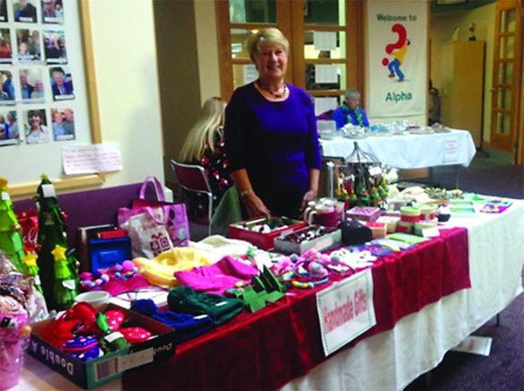 SRGs Christmas fair